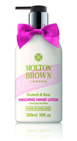 Hand Lotion - Rhubarb & Rose
