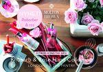Hand wash - Rhubarb & Rose